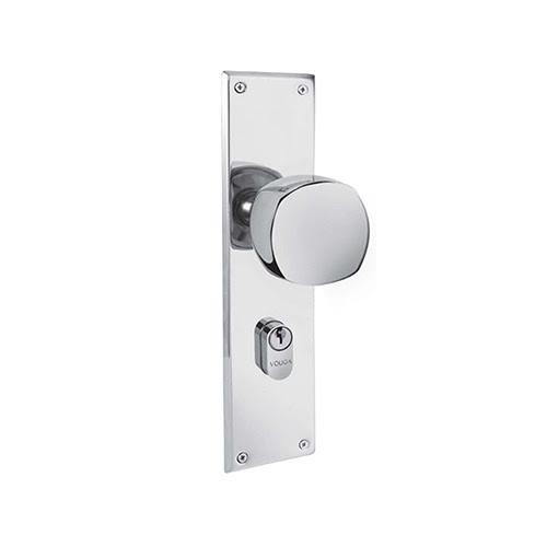 Fechaduras para portas de madeira, aço ou alumínio